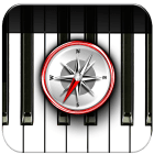 Piano Chords Compass